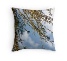 Willow Wishes Throw Pillow