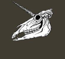 Unicorn Skull Unisex T-Shirt