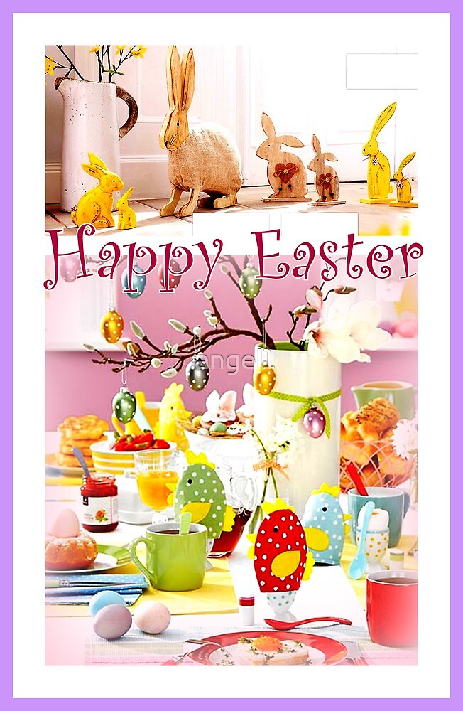 Happy Easter by ©The Creative  Minds