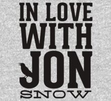IN LOVE WITH JON SNOW by printproxy
