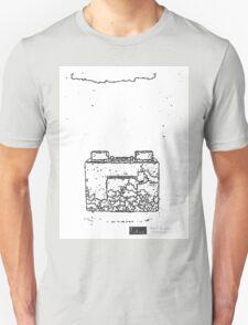 LINE camera 13 : Pinhole kidzlabs fun science products Camera Unisex T-Shirt