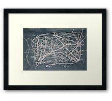 Ghost Dance by Bill Casey Framed Print