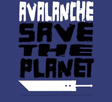 AVALANCHE! Save the Planet! Unisex T-Shirt