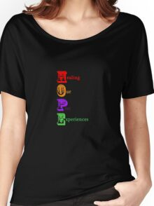 Healing Our Past Experiences Women's Relaxed Fit T-Shirt