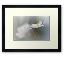Acting Beautylicious....  Framed Print