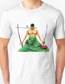 Roronoa Zoro 2 years  Unisex T-Shirt