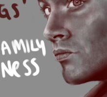 Family Business Sticker