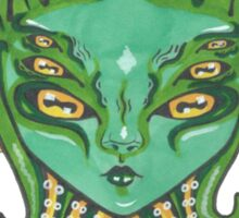 Cthulu: Beauty from the Deep Sticker