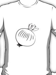 Vegetable onion nature garden T-Shirt