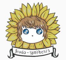 Frodosynthesis Sunflower Chibi by cailyxkurai