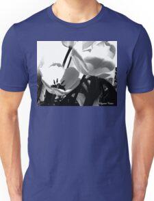 Floral Silhouette Unisex T-Shirt