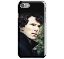 sexy sherlock. iPhone Case/Skin