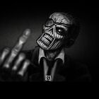 Dead - 1-Finger Salute by cs3ink