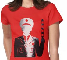 Up in Smoke Womens Fitted T-Shirt