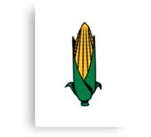 Vegetables corn organic garden Canvas Print