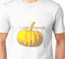 Vegetables pumpkin nature garden Unisex T-Shirt