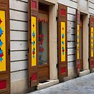 Street of Shutters by phil decocco