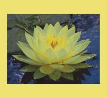 Lotus Flower Baby Tee