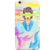 Louis Garrell iPhone Case/Skin