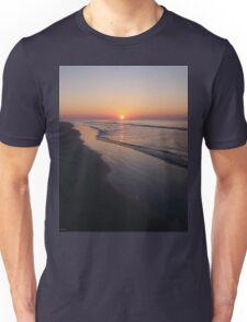 Sunrise Over The Atlantic Ocean Unisex T-Shirt