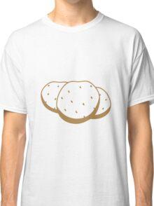 Vegetables potatoes nature garden Classic T-Shirt