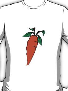 Vegetable carrot organic garden T-Shirt