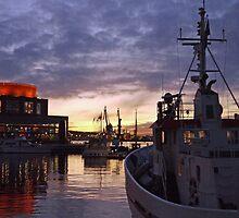 gothenburg sunset by Steely28