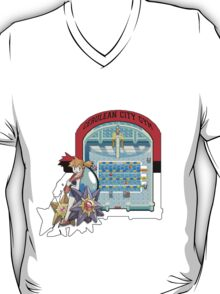 Pokemon - Cerulean City Gym (Misty) T-Shirt