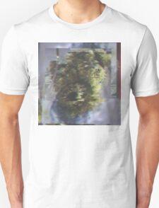 Flowers Glitch Unisex T-Shirt