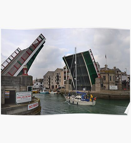 Raise That Bridge........... Poster