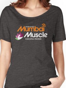 Master of None - Mumbai Muscle Women's Relaxed Fit T-Shirt