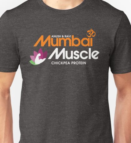 Master of None - Mumbai Muscle Unisex T-Shirt