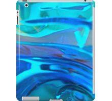 Blue i-pad case #17 iPad Case/Skin