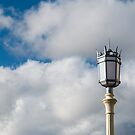Brighton Seafront Lamp by Sue Robinson