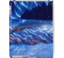 Blue i-pad case #18 iPad Case/Skin