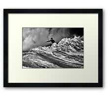 Gimme Another Wave Framed Print