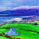 Beara Peninsula by Michael Walsh