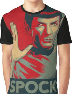 SPOCK Graphic T-Shirt