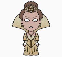 Queen Anne (sticker) by redscharlach