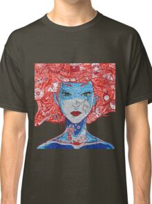 Anime Girl  Classic T-Shirt