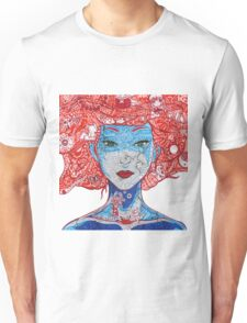 Anime Girl  Unisex T-Shirt