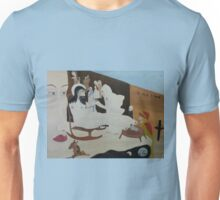 Christ's One Hand Clapping - Enlightenment Unisex T-Shirt