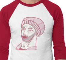Rob Delves Men's Baseball ¾ T-Shirt