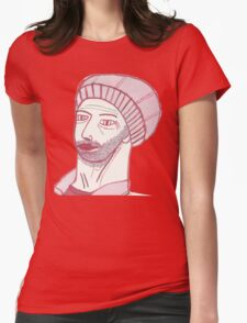 Rob Delves Womens Fitted T-Shirt