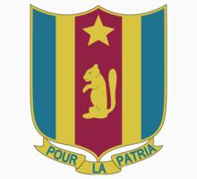 205th Infantry Regiment - Pro La Patria - For Native Land by VeteranGraphics