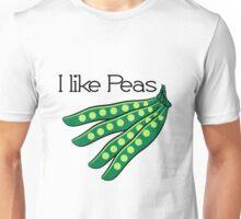 Vegetables I like beans organic garden Unisex T-Shirt