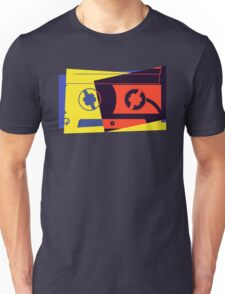Pop Art Cassette Tape Unisex T-Shirt