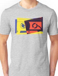 Pop Art Cassette Tape Unisex T-Shirt