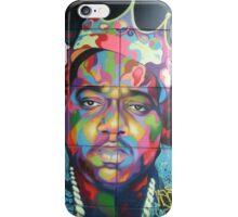 Biggie Smalls Street Art iPhone Case/Skin