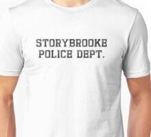 Storybrooke Police (Dark) Unisex T-Shirt